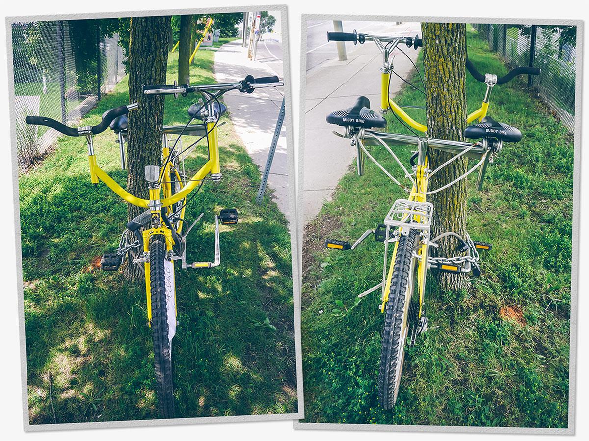 The Buddy Bike