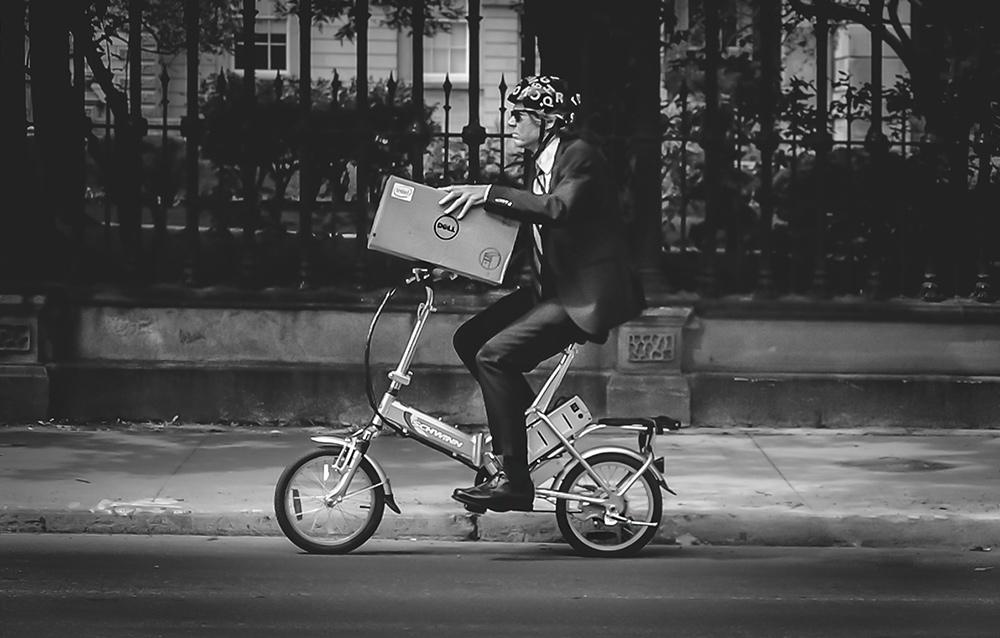 Enter Pedal Mode