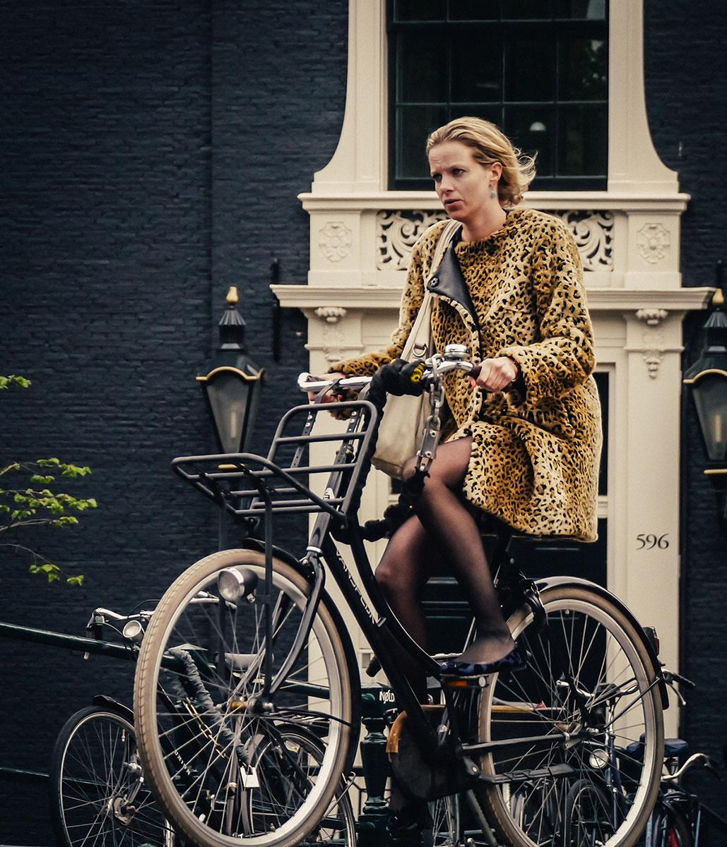 Jaguar | Bicycle Chic Amsterdam