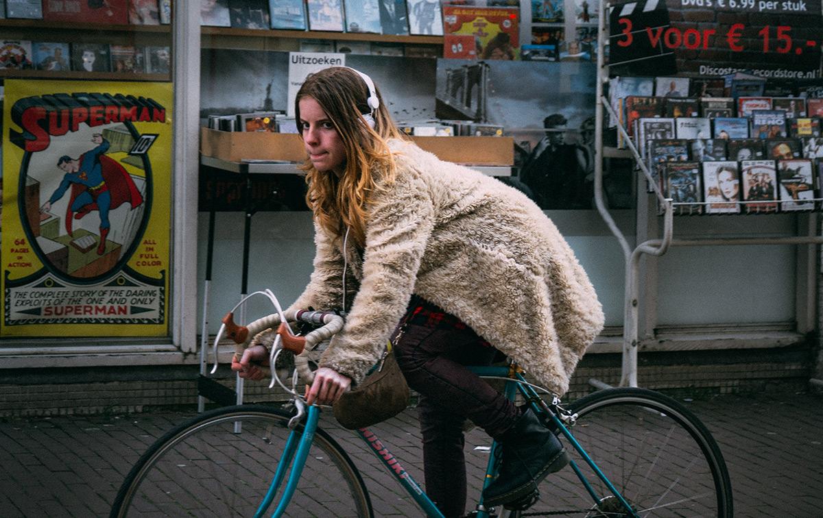 Super Nishiki | Bicycle Chic Amsterdam