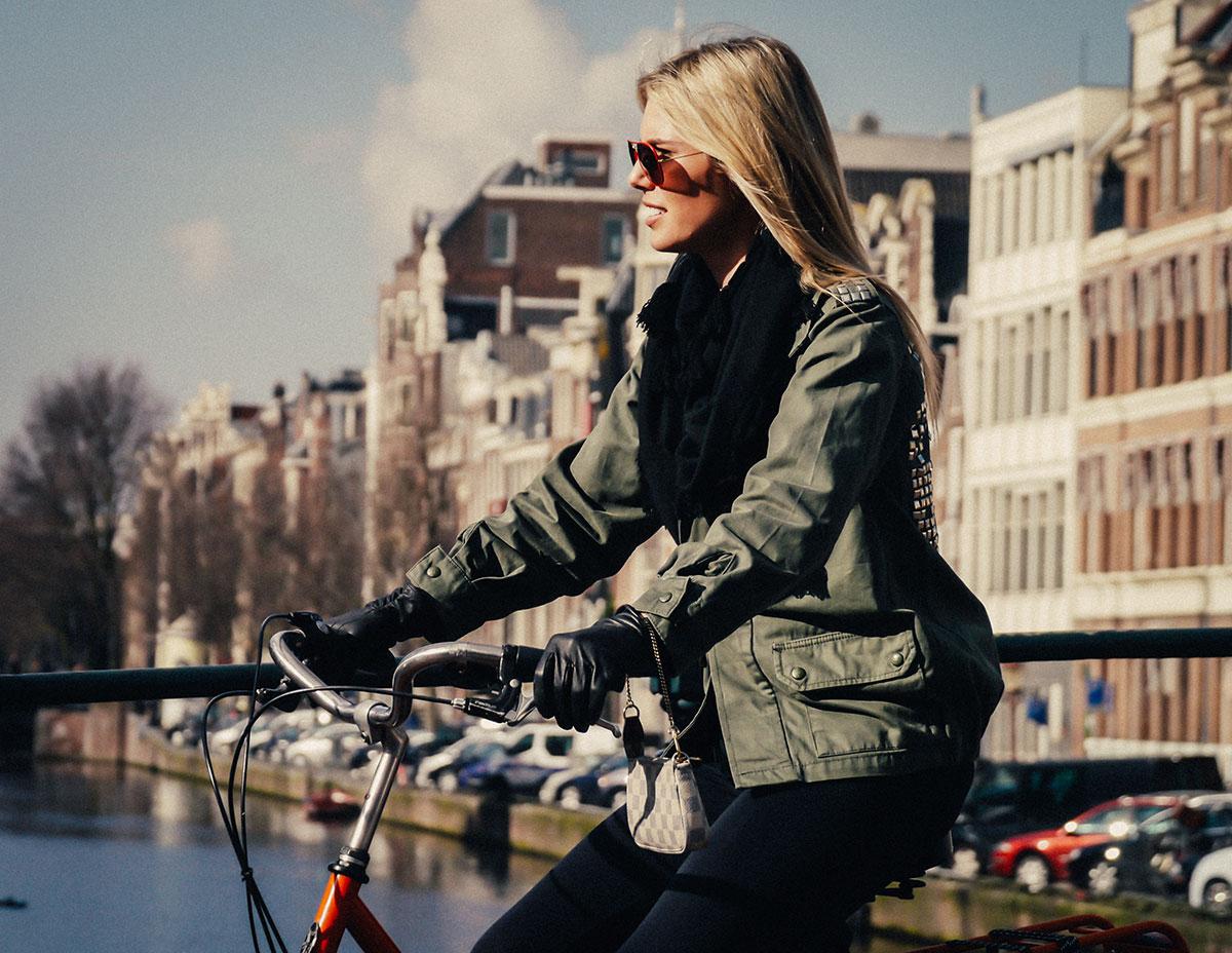 Top gun | Bicycle Chic Amsterdam