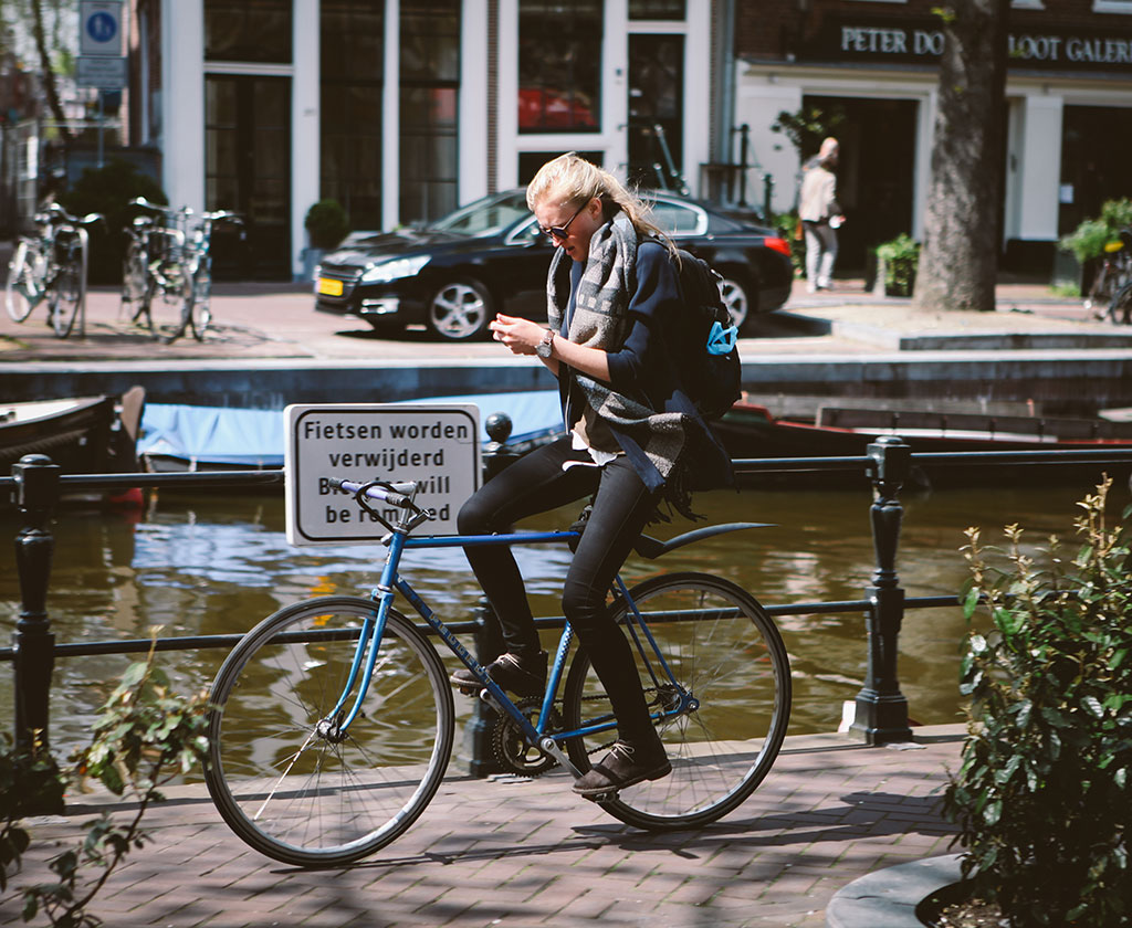 Bike N Text