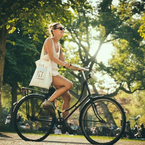 Summer Bliss in Vondelpark