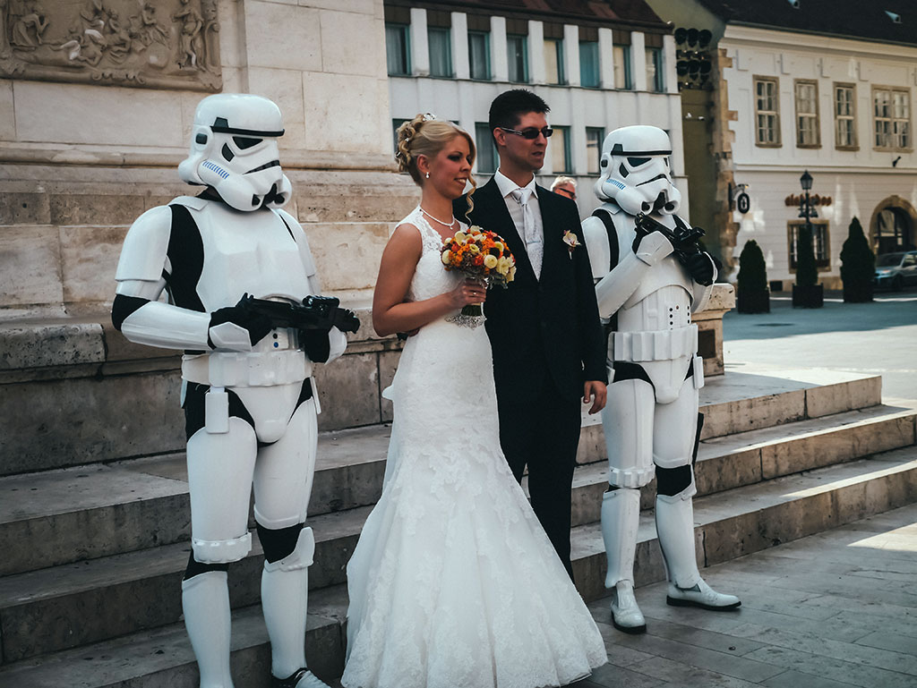 Imperial Wedding