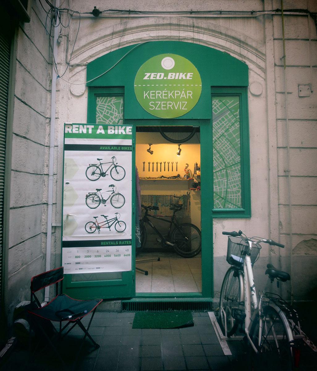 Zed Bike Rentals