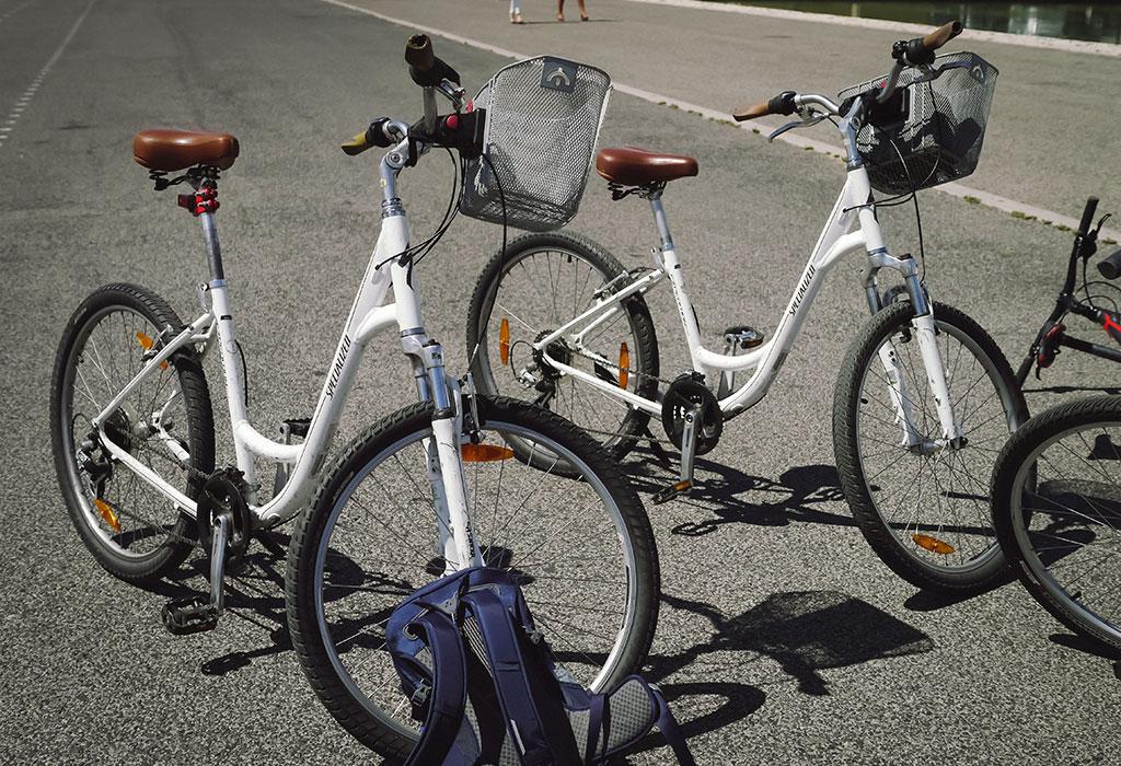 Tour Bikes