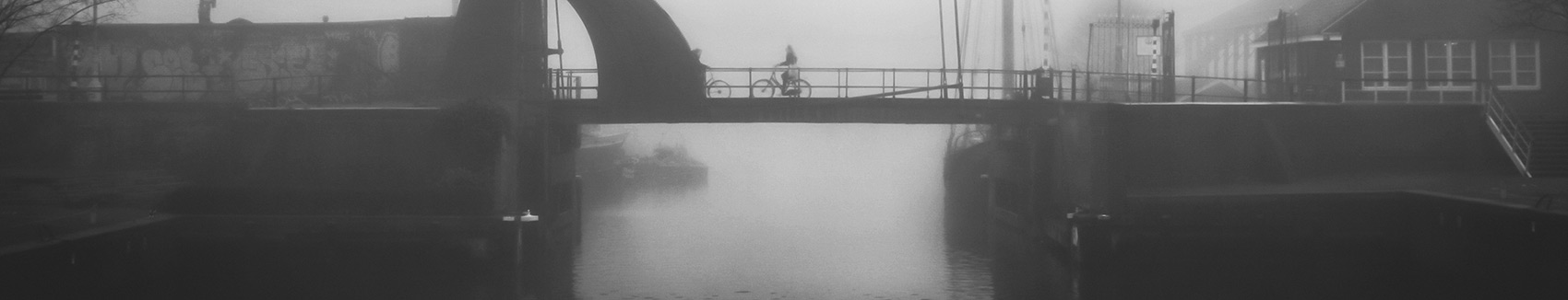 Fog Photography in Amsterdam