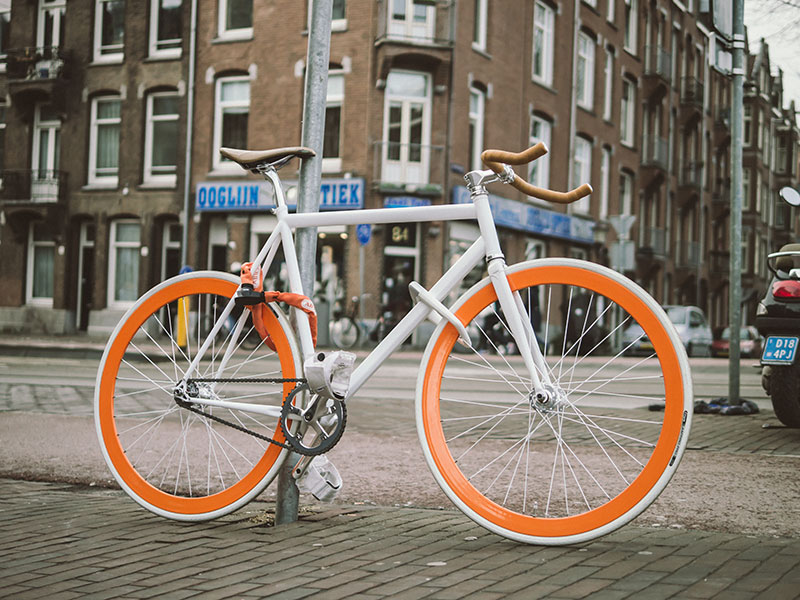 Bicycles of Amsterdam 2015