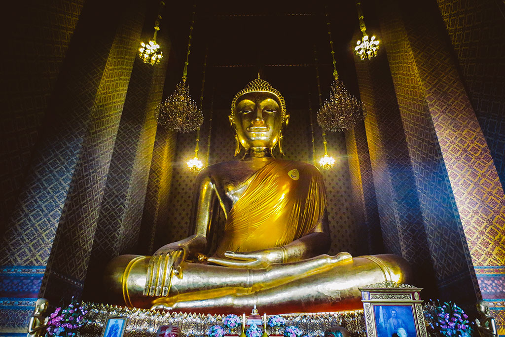 The Buddha of Wat Kalayanamit