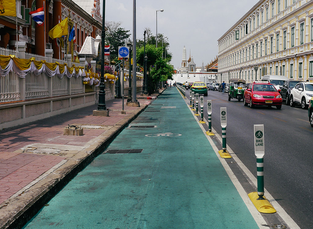 Bangkok Bike Lane