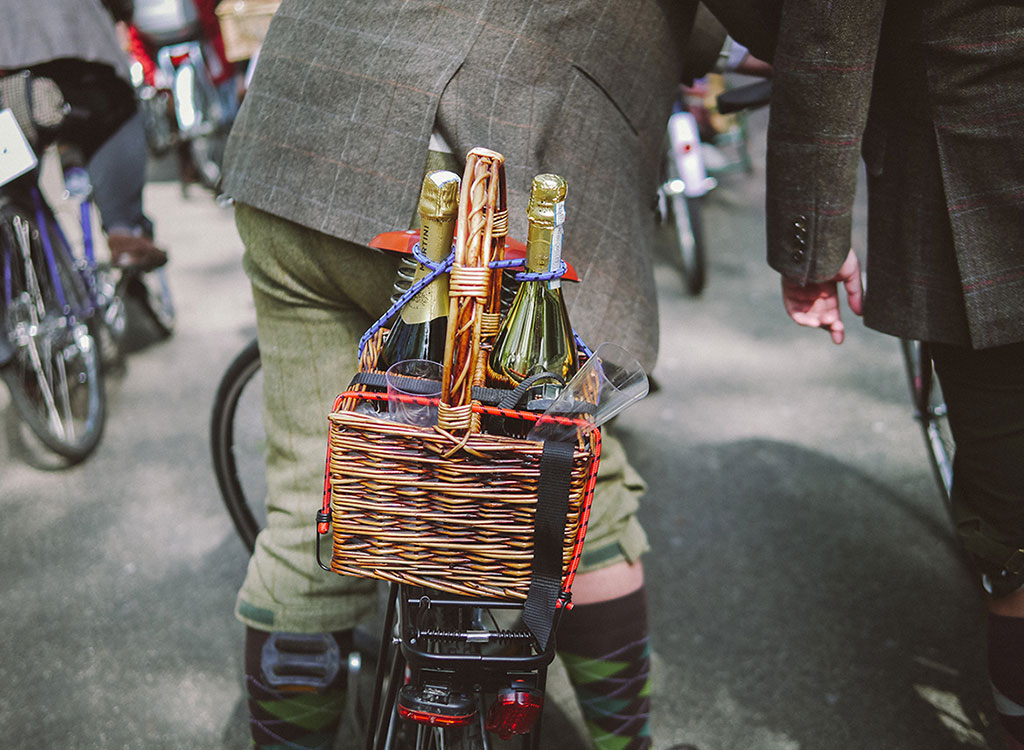 Tweed Run necessities