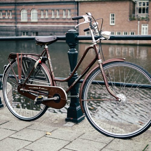 3-speed Romein bicycle