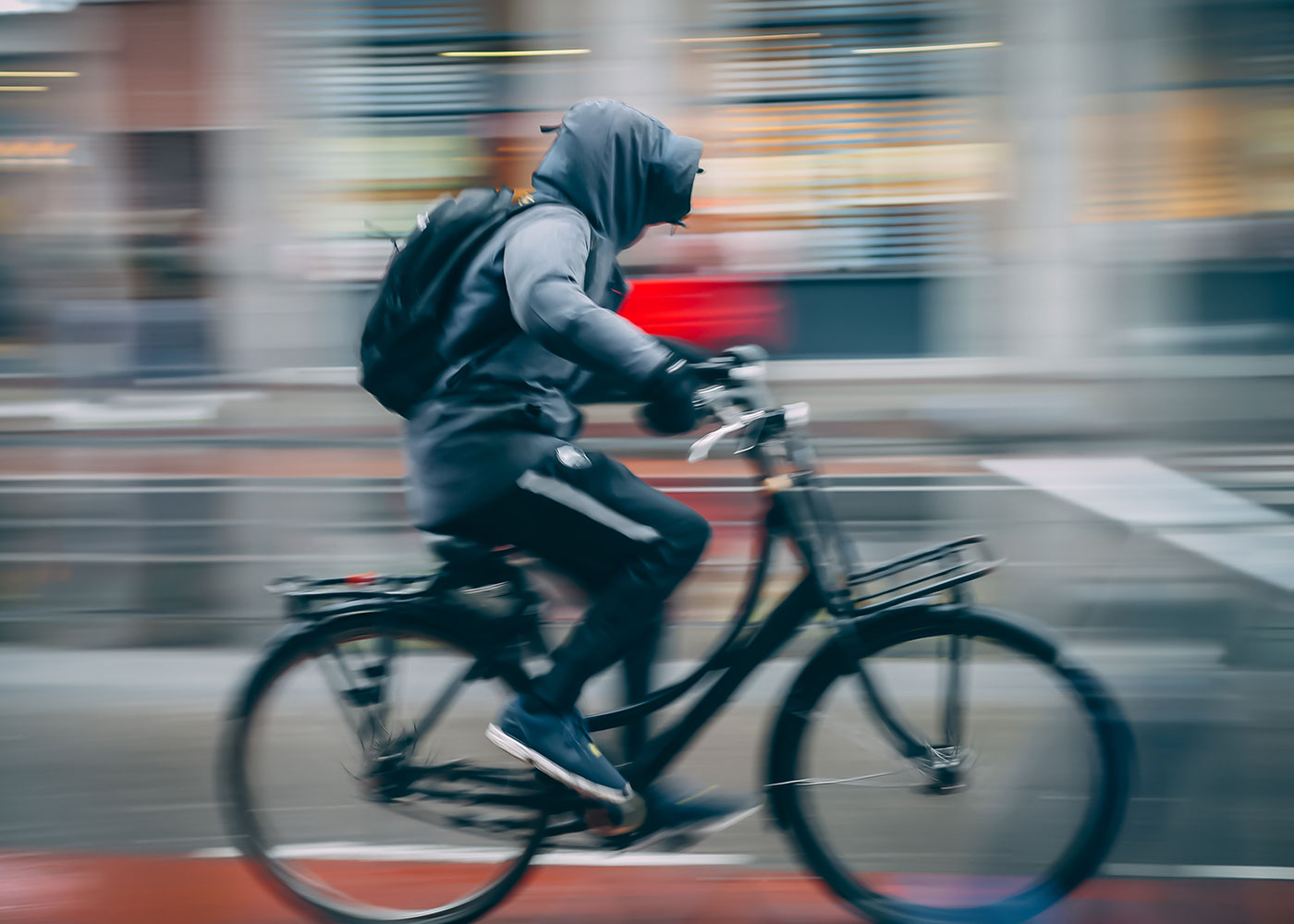 Panning in Pedal Mode