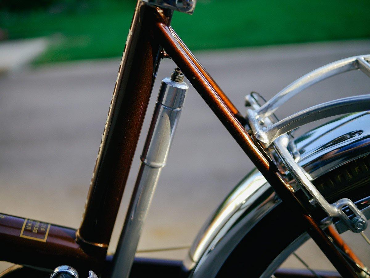 Supercycle Bike Pump