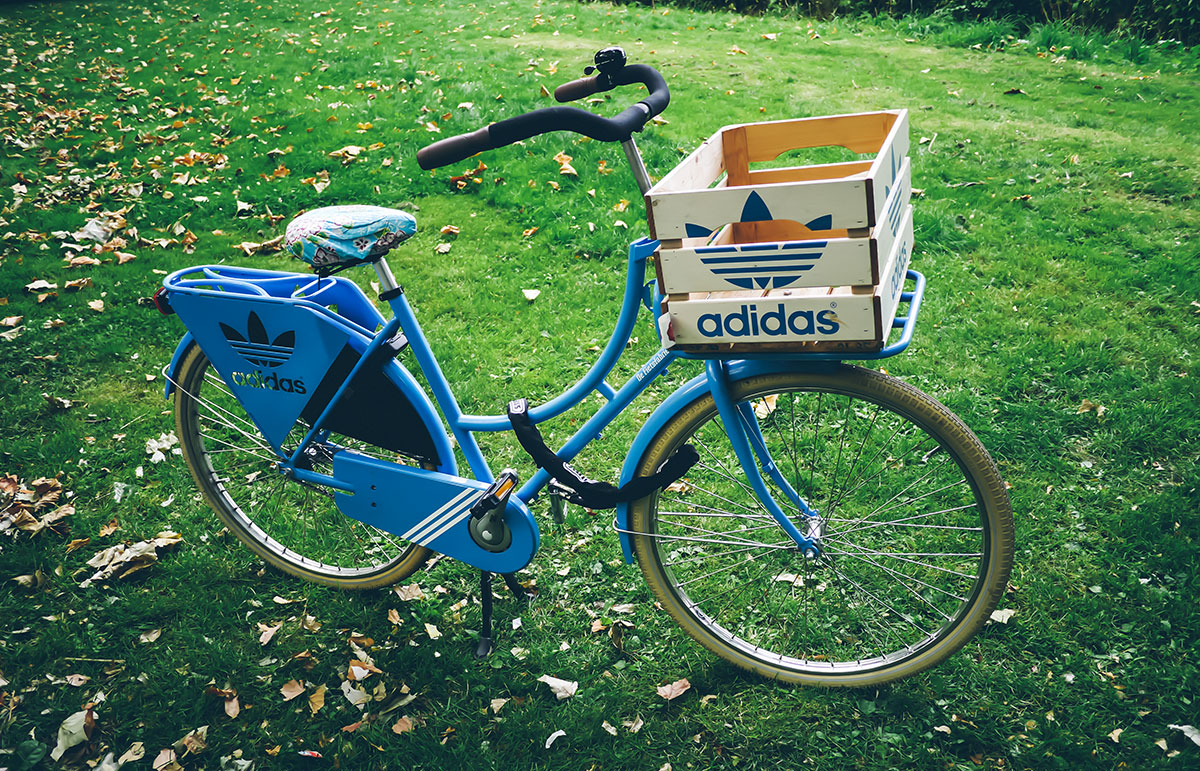 The Adidas Bike
