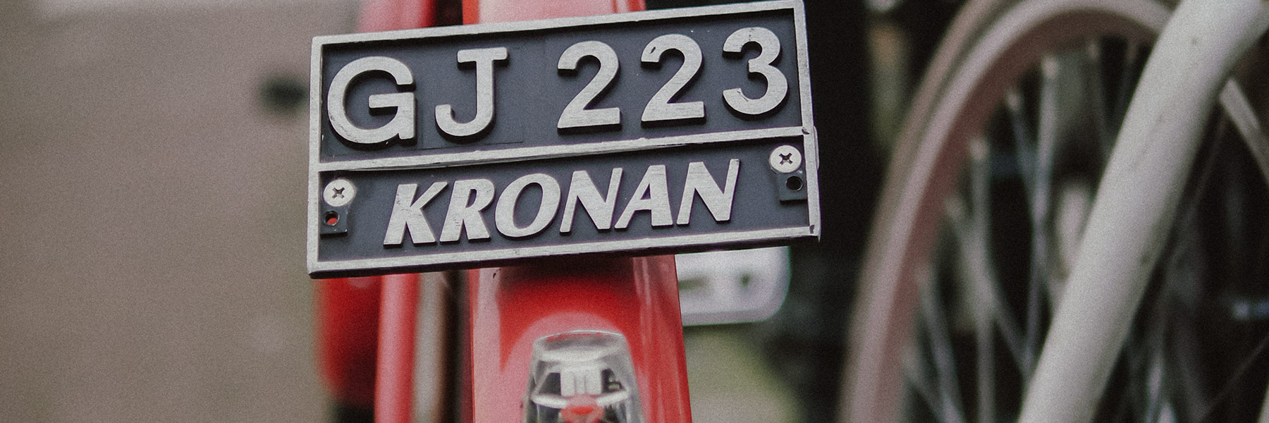 The Kronan Bicycle Project