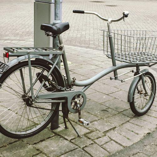 Kronan Cargo bike