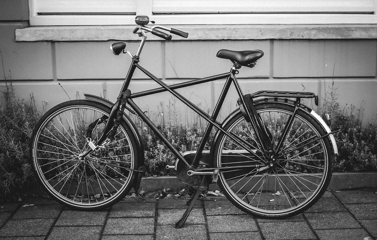 Cross Frame bicycle