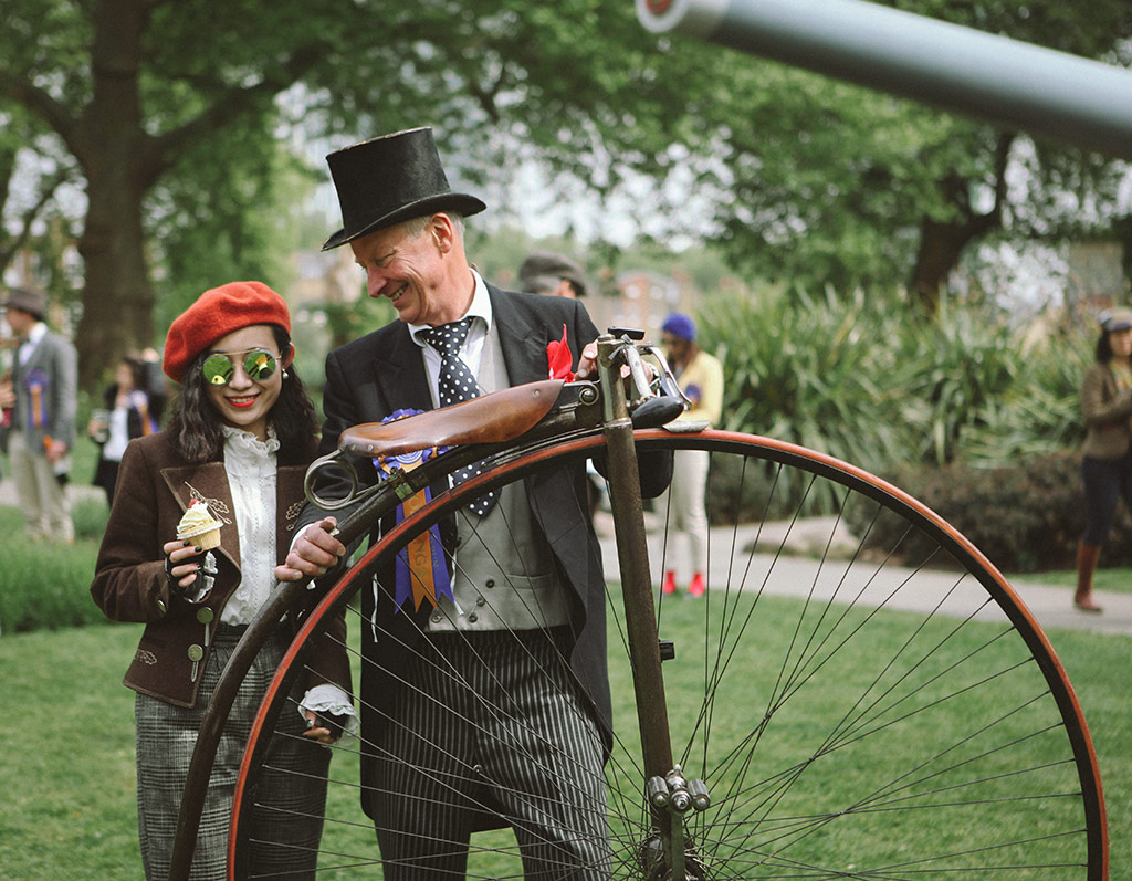 Miss Penny & Mr.Farthing