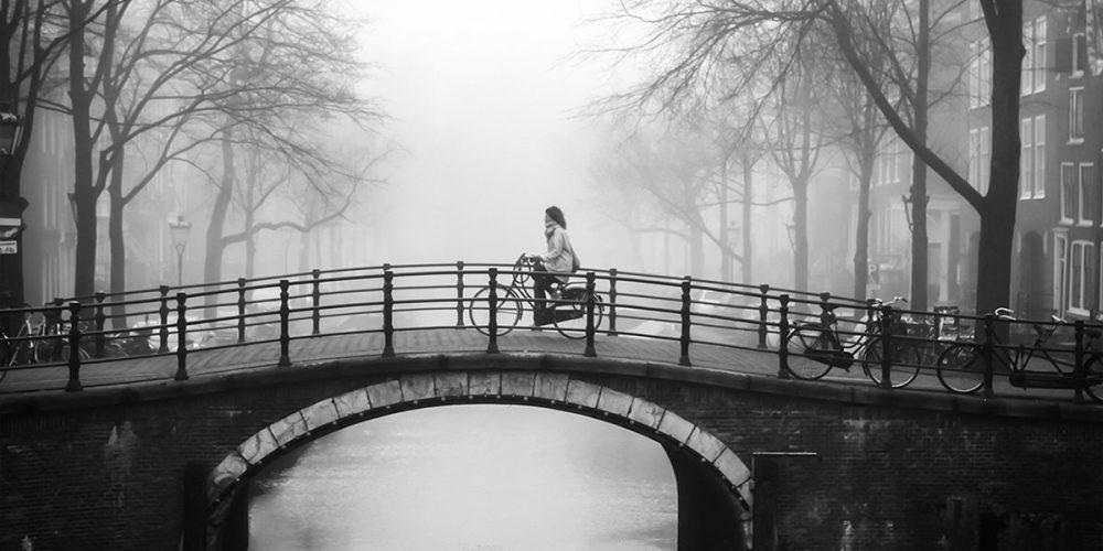 Fog on Canal