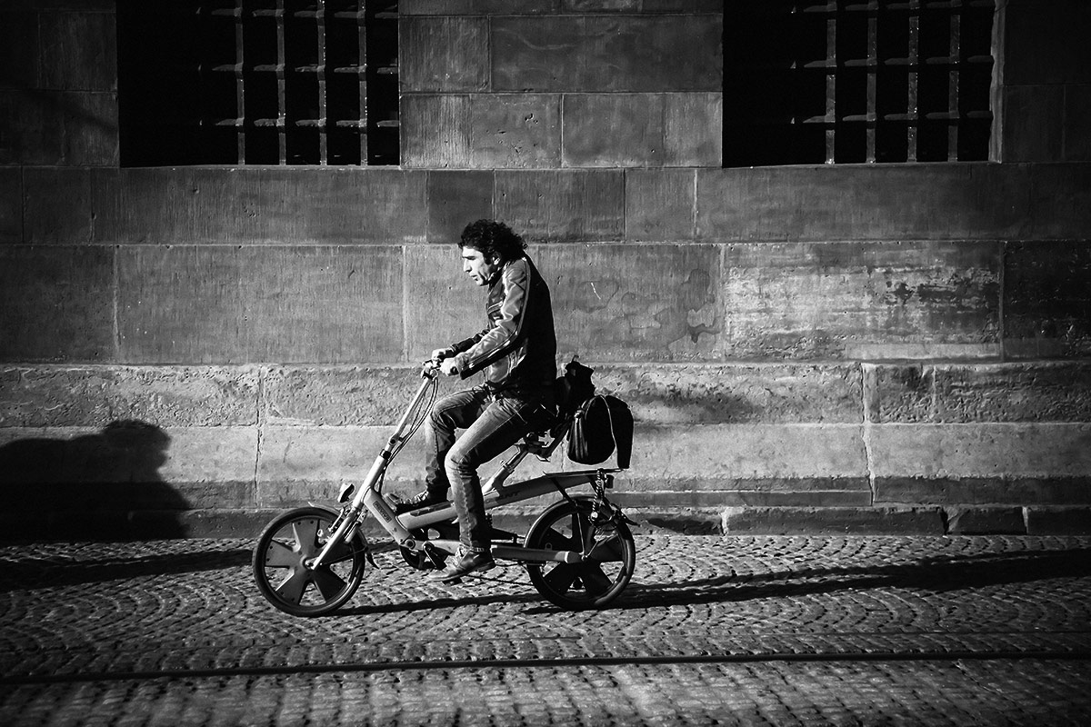 Dam Square   Bicycle Street Photography Amsterdam