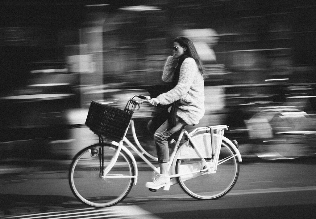 Pedal Mode | Bicycle Street Photography Amsterdam