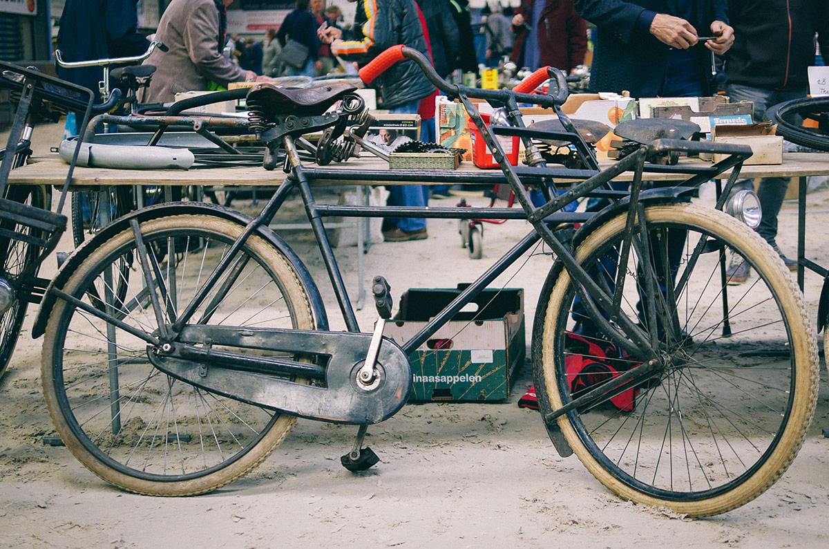 Fietsen Verzamel Beurs | Fiets Transporter