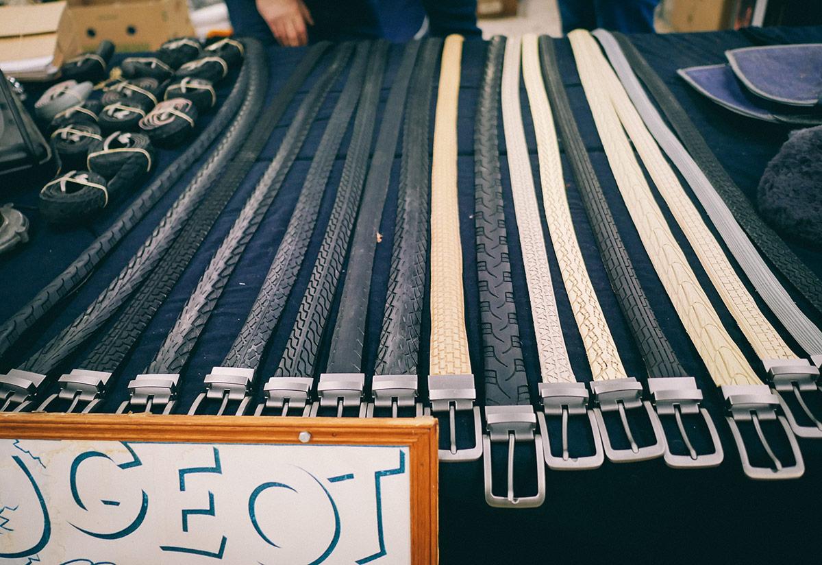 Fietsen Verzamel Beurs | Bicycle belts