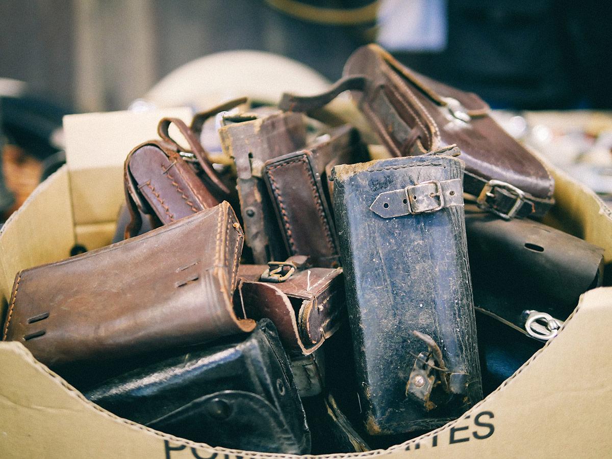 Fietsen Verzamel Beurs | Saddle and handlebar bags