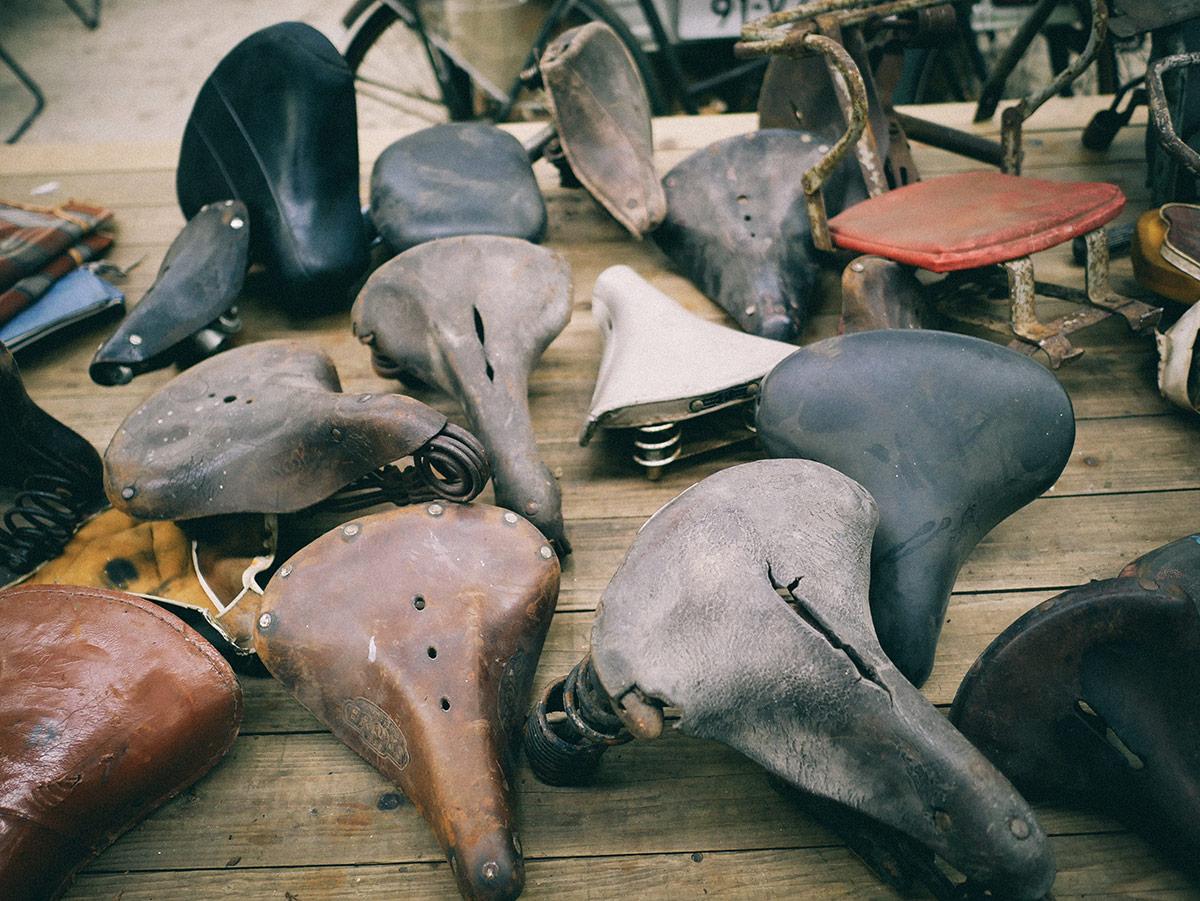 Fietsen Verzamel Beurs | Saddles