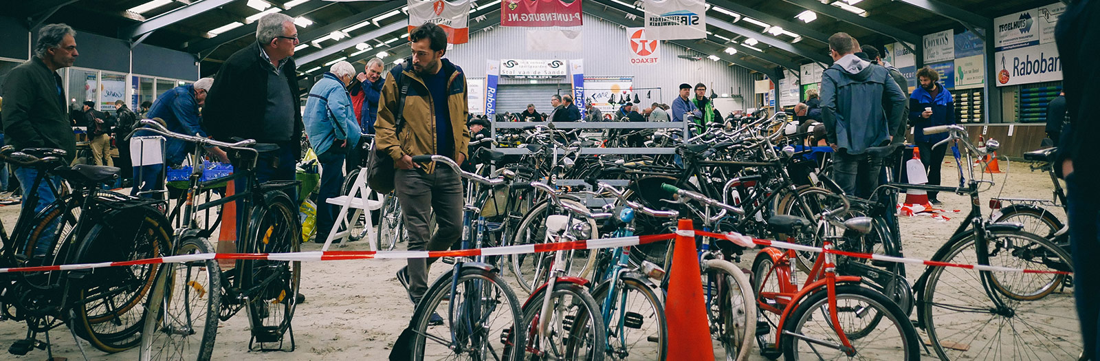 The Dutch Bicycle Collection Fair<br> Fietsen Verzamelbeurs