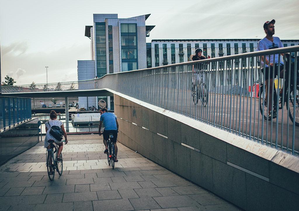Bicycle highway Copenhagen