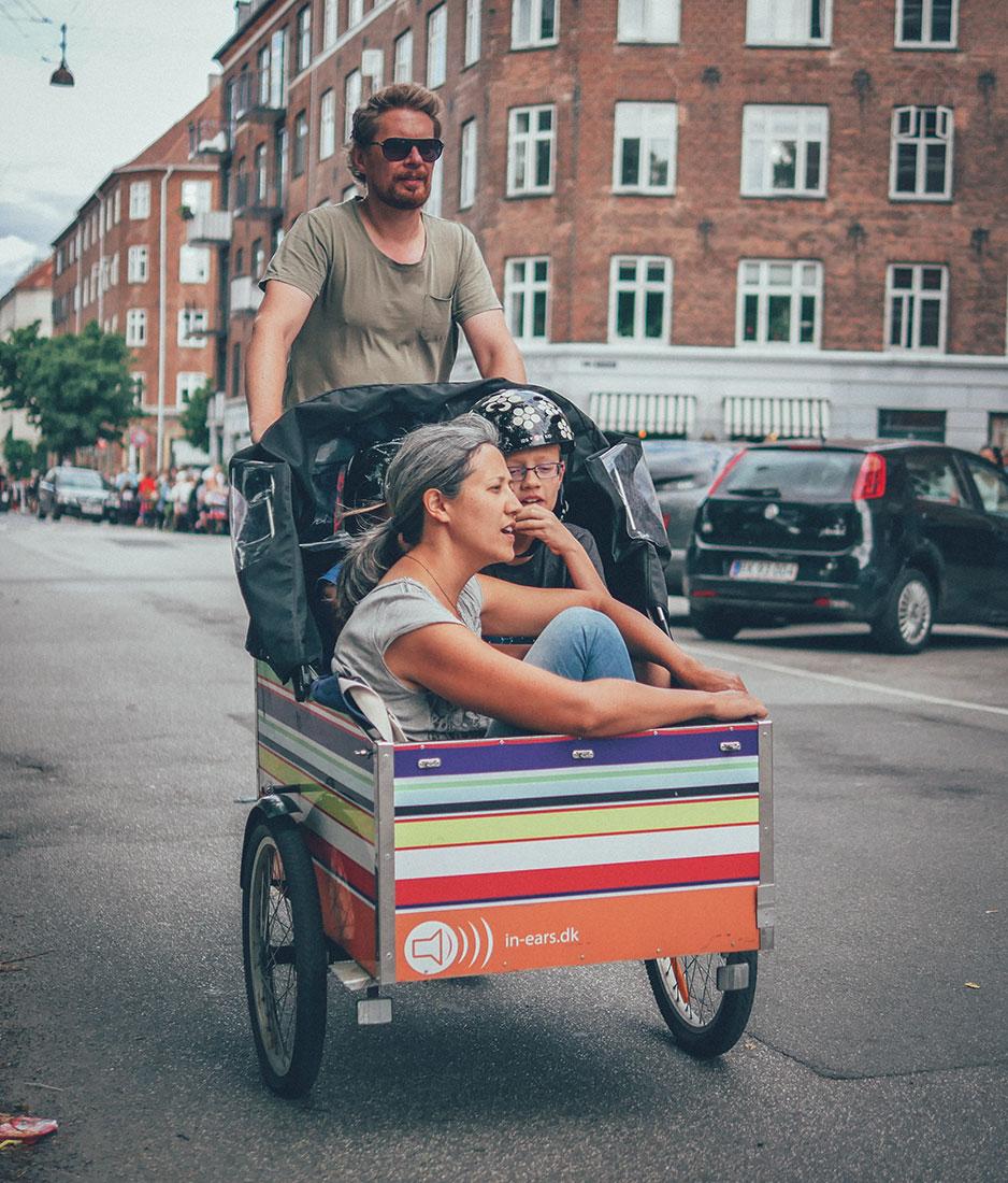 Cargo Bike Copenhagen