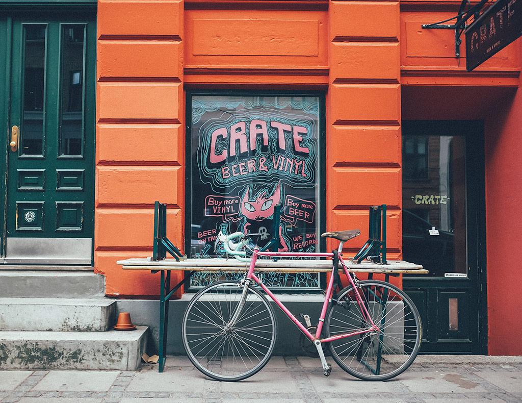Crate Jægersborggade
