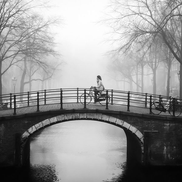 Fog on Canals