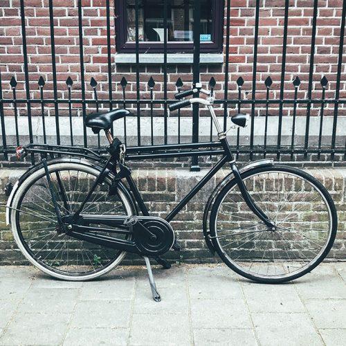 Double top tube bicycle