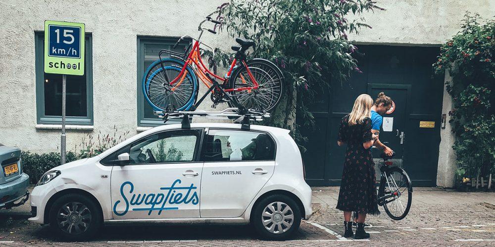 Swapfiets picks up your bike