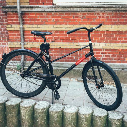 Veloretti womens Café racer bicycle