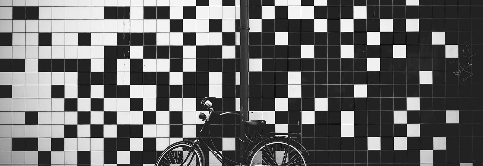 Make Bicycle Portraits