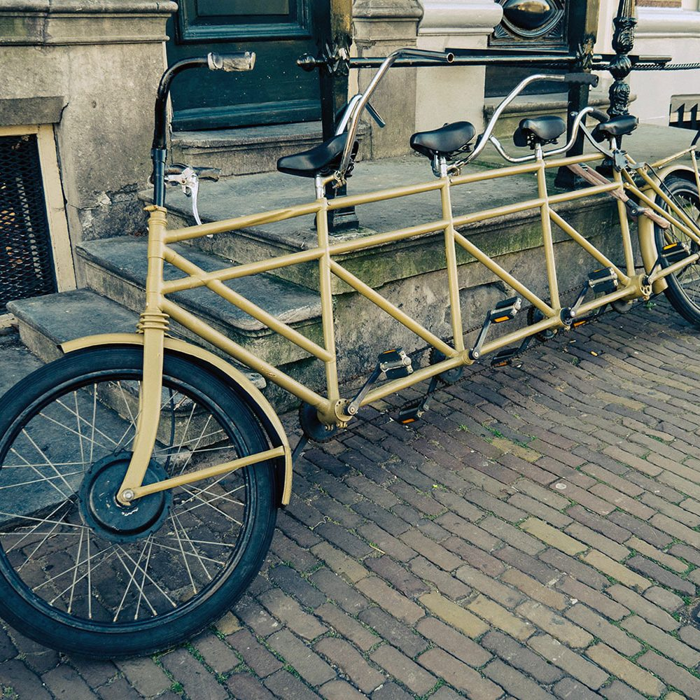 4 seat bicycle