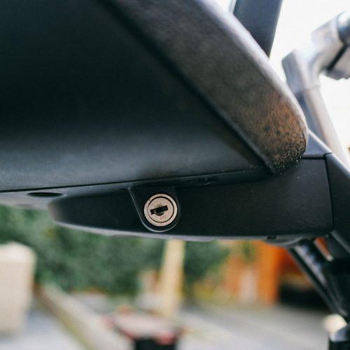 key for Thule Yepp Nexxt Mini