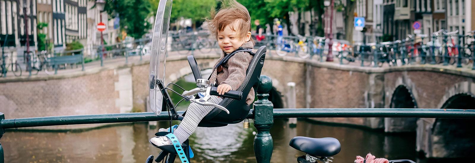 Review of the Thule Yepp Nexxt Mini Child Bike Seat