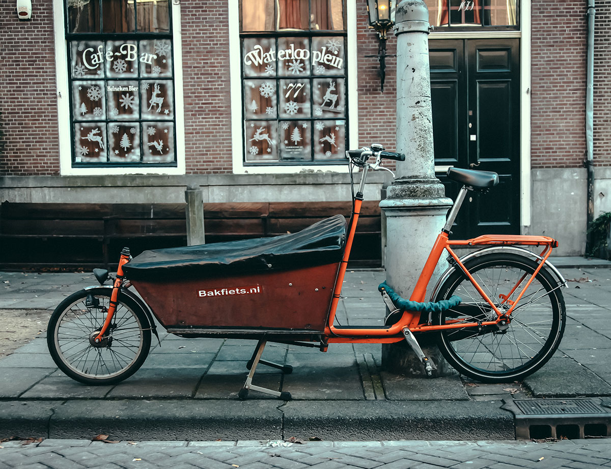 Portrait of a Bakfiets