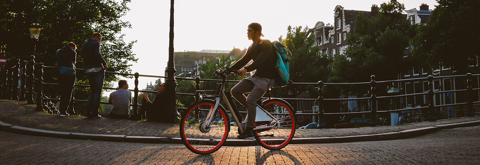 Bike Courier jobs in Amsterdam